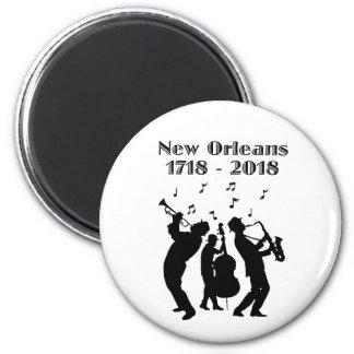 Historisch New Orleans Tricentennial Magneet