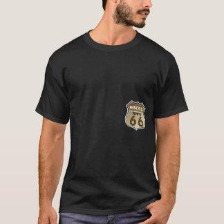 Historische Route 66 de Druk van de Zak van het T Shirt