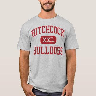 Hitchcock - Hoge Buldoggen - - Hitchcock Texas T Shirt