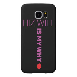 Hiz zal - iPhonehoesje Samsung Galaxy S6 Hoesje
