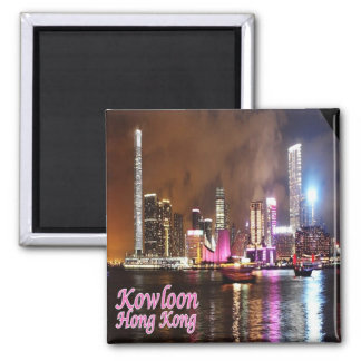HK - Hong Kong - Kowloon Magneet