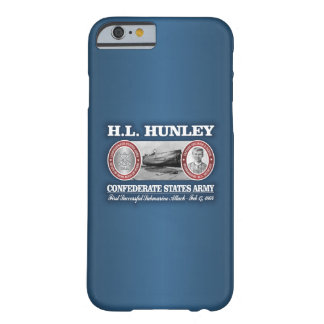 HL Hunley (CSA) Barely There iPhone 6 Hoesje