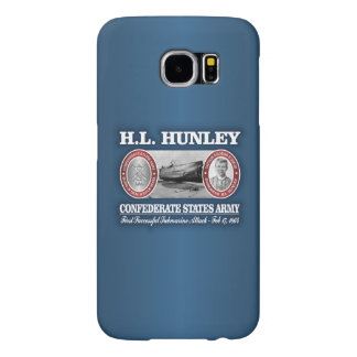 HL Hunley (CSA) Samsung Galaxy S6 Hoesje