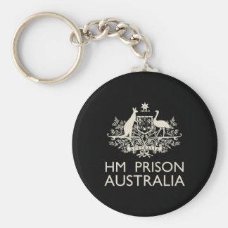 HM Gevangenis Australië Sleutelhanger