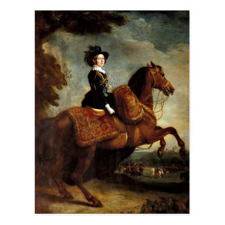 HM Koningin Victoria Briefkaart