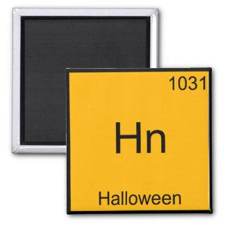 Hn - T-shirt van de Chemie van Meme van het Magneet