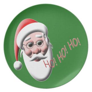 Ho! Ho! Ho! Bord van Kerstmis van de Kerstman het - ho_ho_ho_bord_van_kerstmis_van_de_kerstman_het-r1d91d78ed5fc497686dfe7e973e1c512_ambb0_8byvr_324