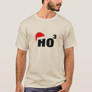 Ho Ho Ho Kerst t-shirt