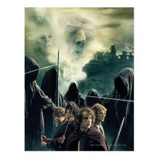 Hobbits Klaar te vechten Briefkaart