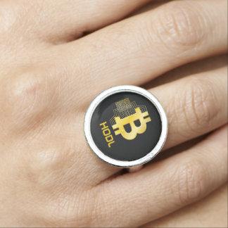 HODL uw bitcoin Ring