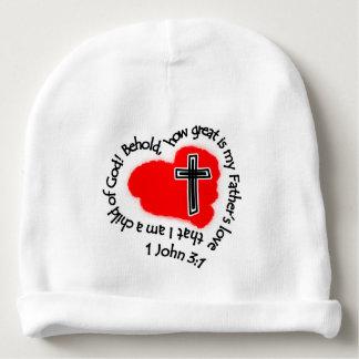 Hoe Groot de Liefde van Mijn Vader is! Baby Mutsje