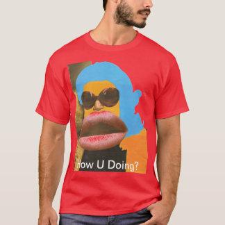 Hoe het doen van U T Shirt