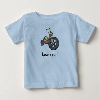 hoe ik rol baby t shirts