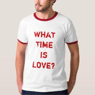 Hoe laat is Liefde? T-shirt