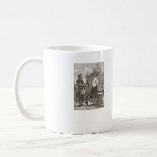 """Hoe over één of ander snuifjeBEF… Koffiemok"
