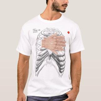 Hoe te Overhemd CPR T Shirt