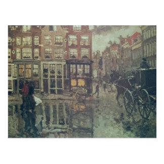 Hoek van Leidsche Vierkant, Amsterdam Briefkaart