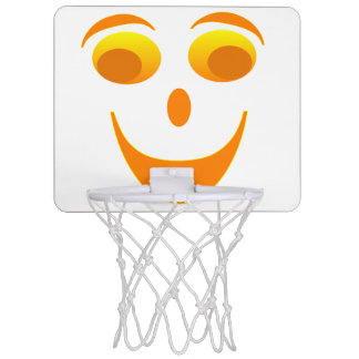 Hoepel van het Basketbal van de Ogen van Googly de Mini Basketbalring