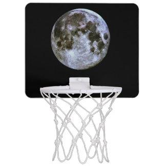 Hoepels van het Basketbal van de volle maan de Mini Basketbalring