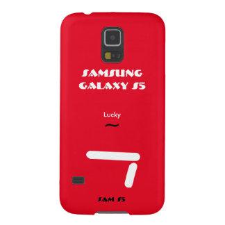Hoesje 7 van de Melkweg van Samsung gelukkig S5