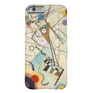 Hoesje van de Kunst van Kandinsky het Abstracte Barely There iPhone 6 Hoesje