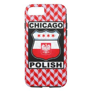 Hoesje van de Telefoon van Chicago het Poolse