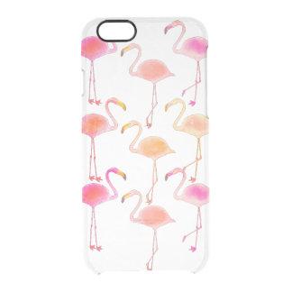 Hoesje van de Telefoon van de flamingo het
