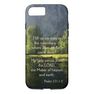 Hoesje van de Telefoon van de Psalm van het Park