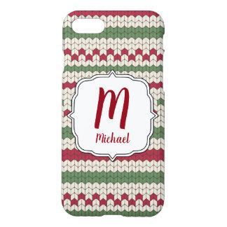 Hoesje van de Telefoon van de Sweater van Kerstmis
