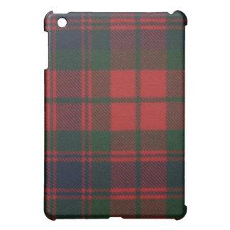 Hoesje van het Geruite Schotse wollen stof van Fra Hoesjes Voor iPad Mini