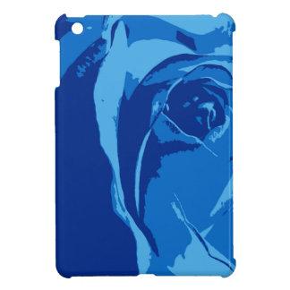Hoesje van Ipad met Blauw nam toe Hoesjes Voor iPad Mini