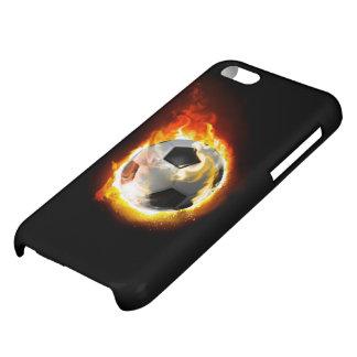 Hoesje van iPhone van de Bal van de Brand van het iPhone 5C Cover