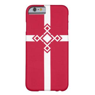 Hoesje van iPhone van de Rune van Denemarken het