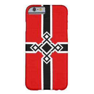 Hoesje van iPhone van de Rune van Duitsland het