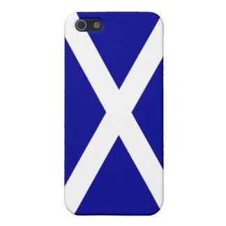 Hoesje van IPhone van de Vlag van Schotland het iPhone 5 Hoesje
