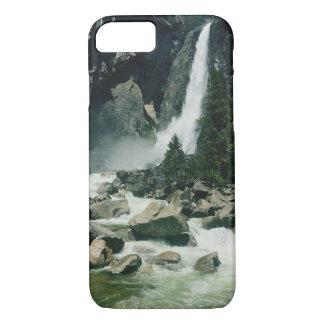 Hoesje van iPhone van de Waterval van het Park van
