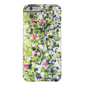Hoesje van iPhone van de zomer het Groene Bloemen