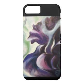 Hoesje van iPhone van het Olieverfschilderij van