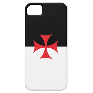 Hoesje van iPhone van Templar het Standaard