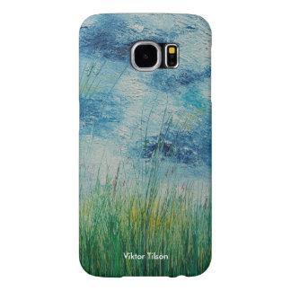 Hoesje voor Samsung 6 door Viktor Tilson Samsung Galaxy S6 Hoesje