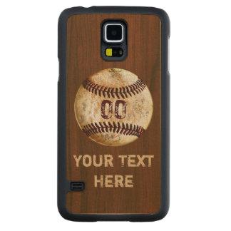 Hoesjes van de Telefoon van het Honkbal van de
