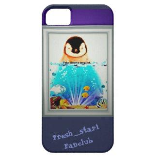 Hoesjes van IPhone van de Pinguïn van Fanclub van