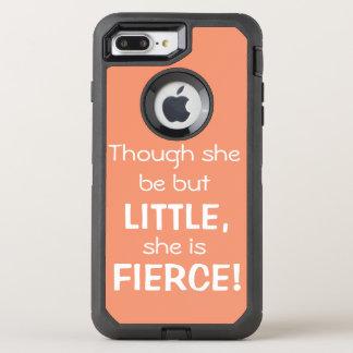 Hoewel zij maar weinig… is De Doos van de otter OtterBox Defender iPhone 7 Plus Hoesje