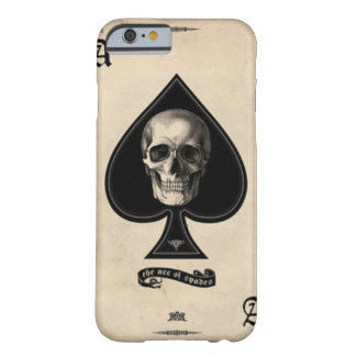Hoge azen barely there iPhone 6 hoesje