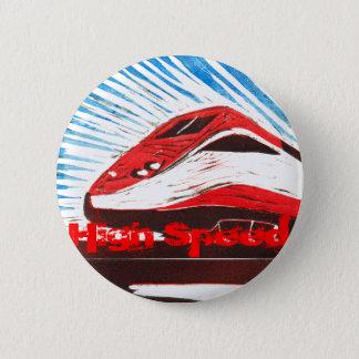 Hoge snelheid ronde button 5,7 cm