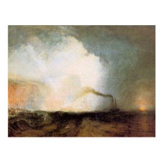 Hol Joseph Mallord Turner - Fingals Briefkaart
