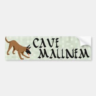 Hol Malinem Bumpersticker