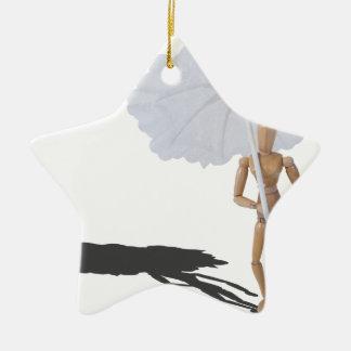HoldingLaceUmbrellaForShade050314.png Keramisch Ster Ornament