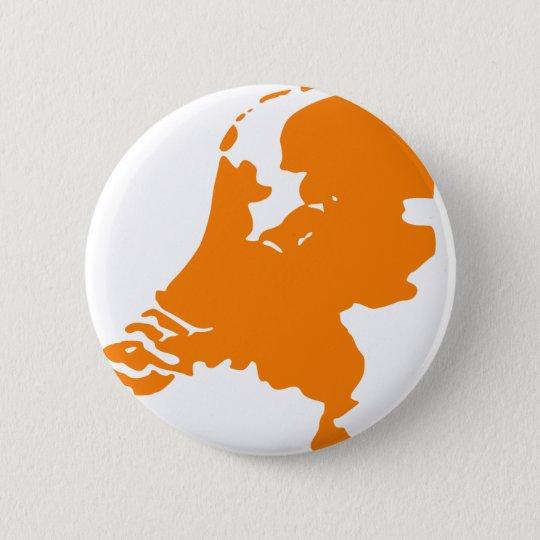 Holland Ronde Button 5,7 Cm