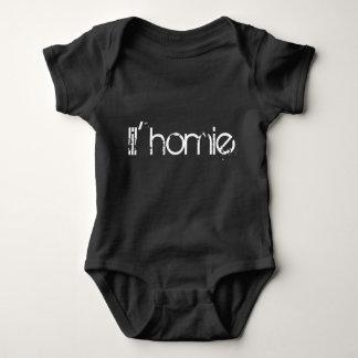homie baby lil jumpsuit romper